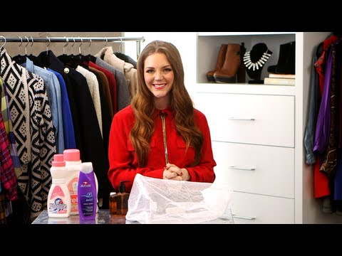 How to Wash Any Fabric   Hand Washing Clothes   Fab How To