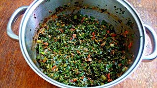 How To Cook Sukuma Wiki | Collard Greens | Kale | Jikoni Magic