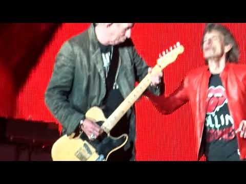 The Rolling Stones - Honky Tonk Women - Spielberg 2017