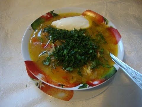 ✔ Tərəvəz şorbası (vitamin supu)