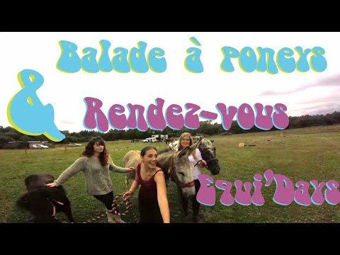 VLOG n°12 : Balade à poney & Rendez-vous Equi'Days !