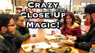 CRAZY CLOSE UP MAGIC! | itsallanillusion