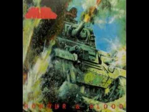 Tank-Honour And Blood (Full album)