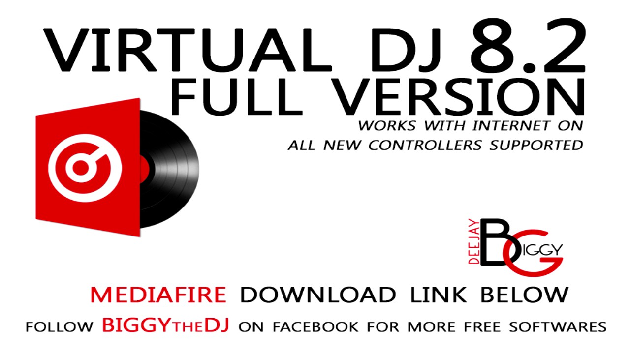 VIRTUAL DJ 8 2 FULL [ALL CONTROLLERS][UPDATED]