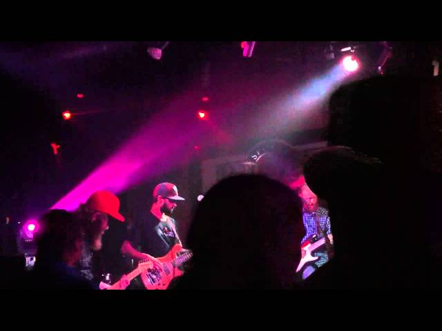 """Woodgrain"" Live @ Lazy Dog, Boulder CO. 1/15/15"
