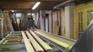 Timber Buildings, British Built, Contemporary Design By Garasheds Of York