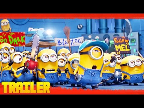 Trailer Gru, mi villano favorito 3