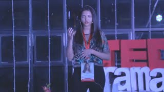 Rising from the ashes anew | Aishwarya Suresh | TEDxKoramangalaWomen