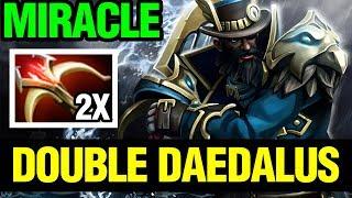 Double Daedalus - Miracle- Kunkka - 7.14 - Dota 2