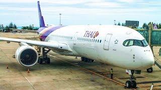 TRIPREPORT | THAI AIRWAYS | Airbus A350-900 | Phuket - Frankfurt | ECONOMY