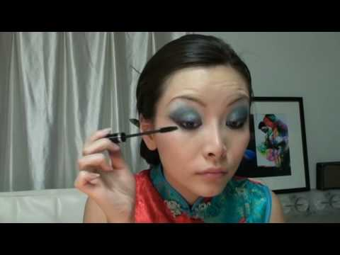 Makeup Chinese Girl