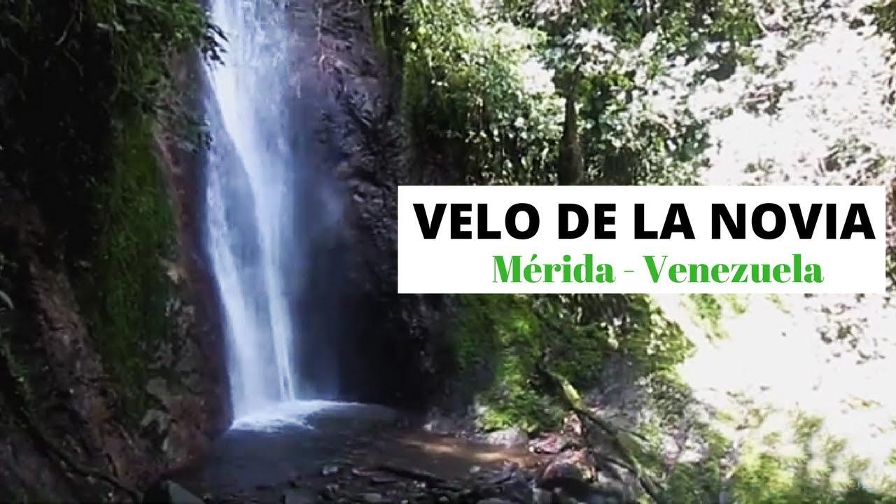 foto de Catarata encantada de Mérida: El Velo de la Novia Paradores turísticos Venezuela YouTube