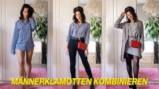 MÄNNERKLAMOTTEN KOMBINIEREN | Immer stylish aussehen | Challenge
