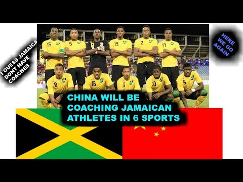 CHINA TO COACH JAMAICAN ATHLETES IN 6 SPORTS
