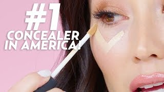 Best Concealer in America?! I Tried Maybelline Instant Age Rewind | Beauty with Susan Yara