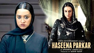 Shraddha Kapoor's Unrecognizable Scary Look As Dawood's Sister Haseena Parkar LEAKED