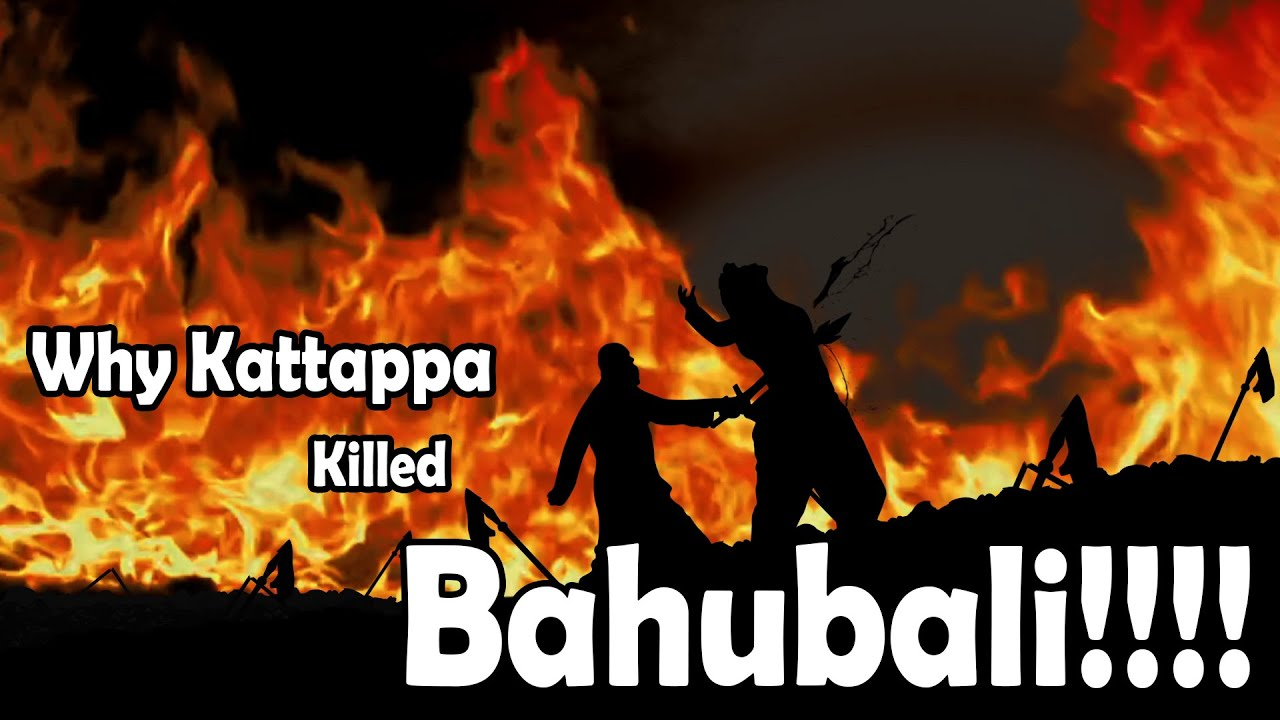 Suspense Revealed Why Katappa Killed Bahubali