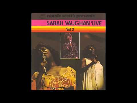 MaN I LoVE & paSSiNG stRANGeRs  SaRaH VauGHAN
