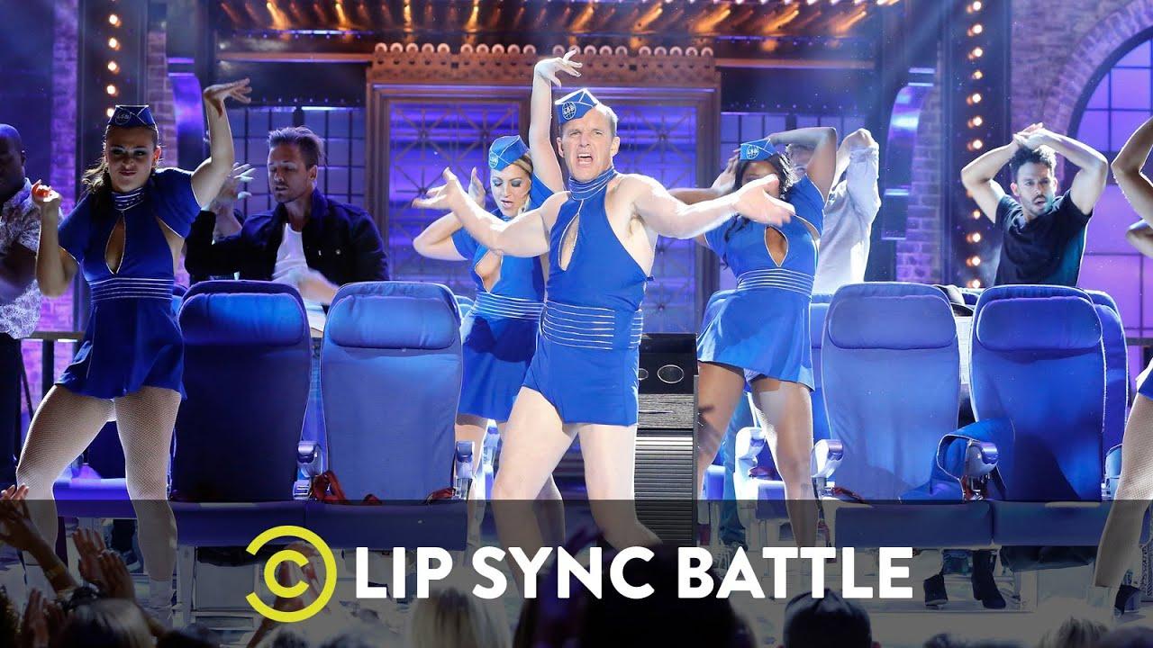 Download Lip Sync Battle - Clark Gregg