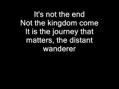 Nightwish - Wanderlust(with lyrics)