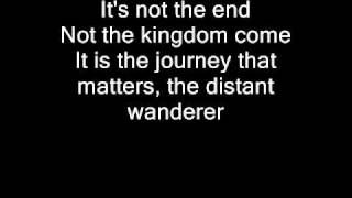 Nightwish - Wanderlust(with lyrics)