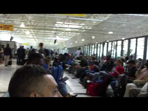 Addis Ababa BOLE INTERNATIONAL AIRPORT (airside)