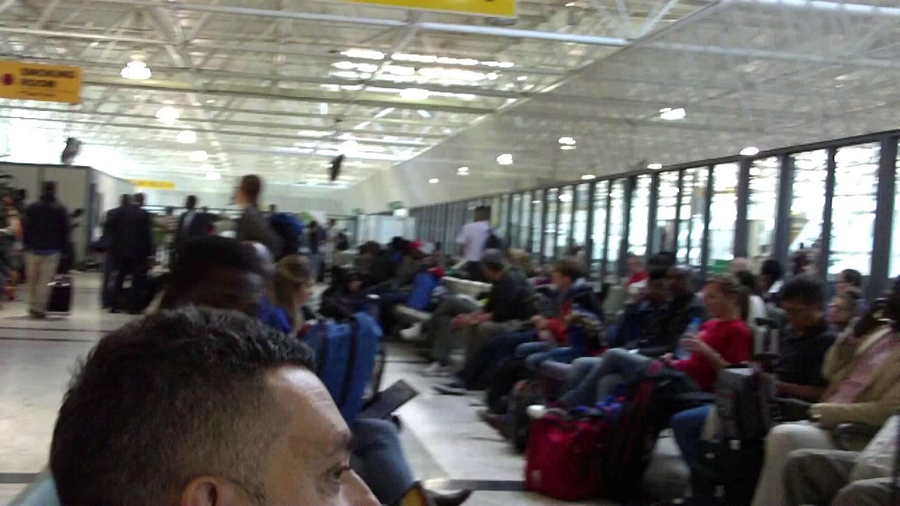 Aeroporto Etiopia : Addis ababa bole international airport airside youtube