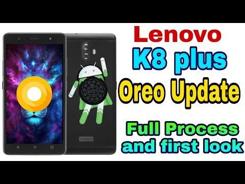 k8 plus oreo update full process [ Hindi ] - YouTube