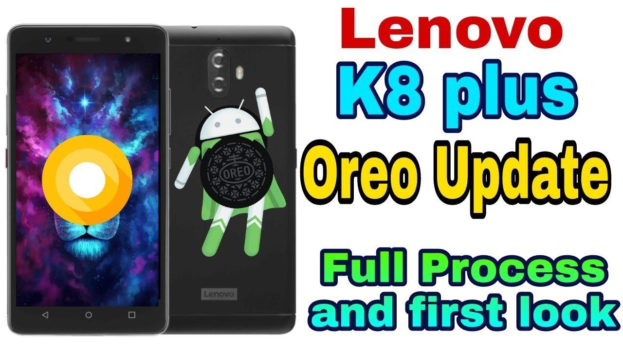 k8 plus oreo update full process [ Hindi ]
