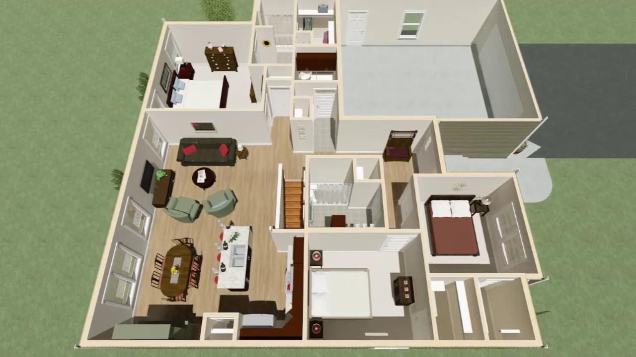 Custom Designed Newton Home   Wausau Homes Wausau