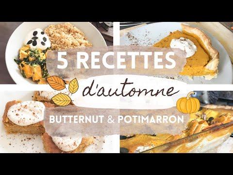 5-recettes-d'automne-i-butternut-et-potimarron-i-vegetarien