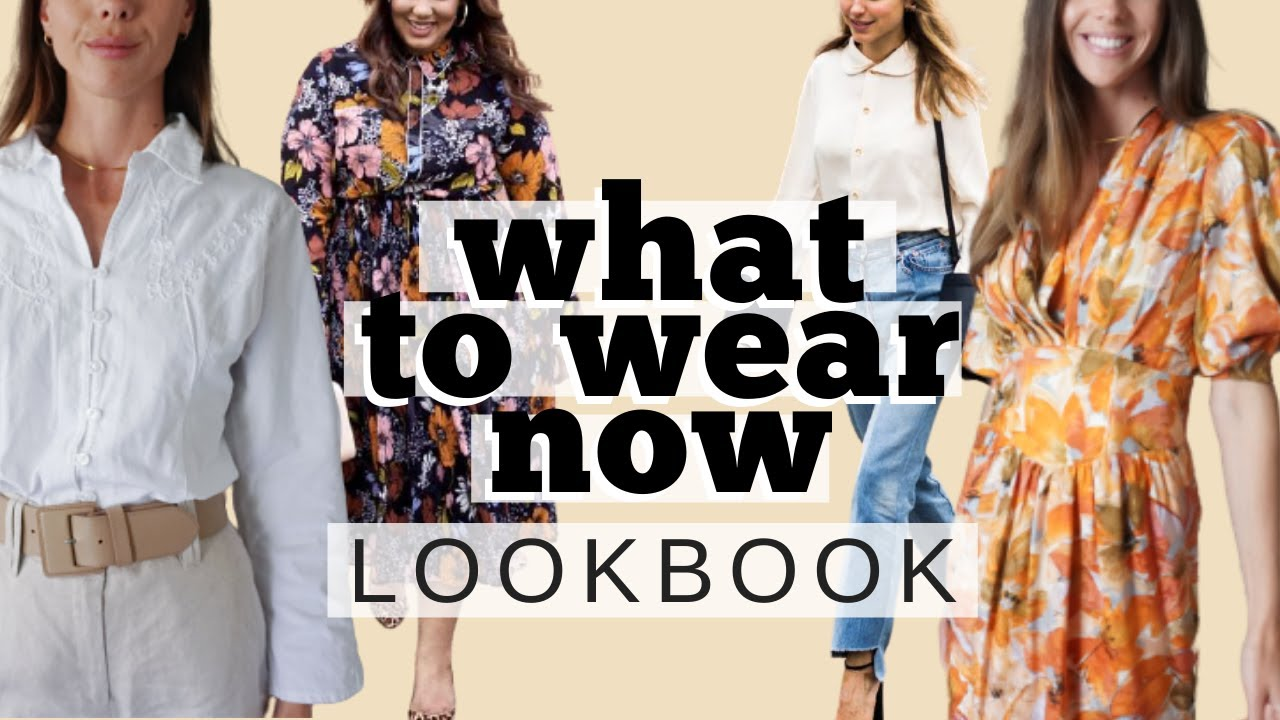 2021 Fashion Trends LOOKBOOK Part 2 // 10 Outfit Ideas