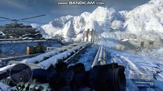 Sniper Ghost Warrior 2 - Siberian Strike PC Gameplay - Part 1