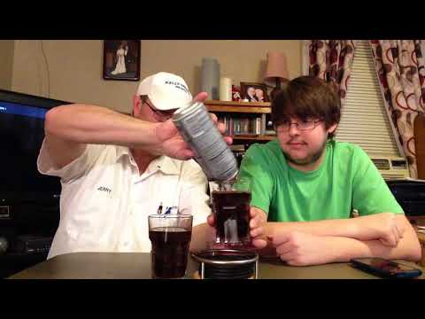 The Beer Review Guy #706 Rock Star Revolt Killer Black Cherry Energy Drink