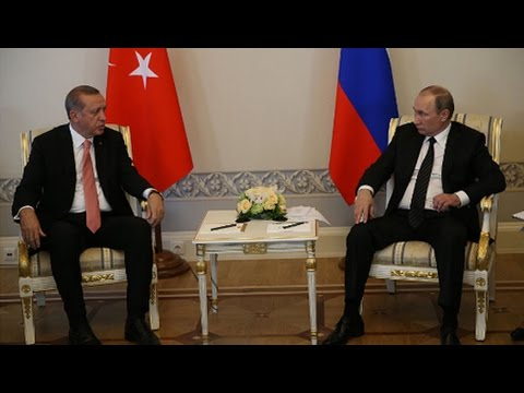 Putin and Erdogan Meeting Leaves All Fronts of Policy Unresolved