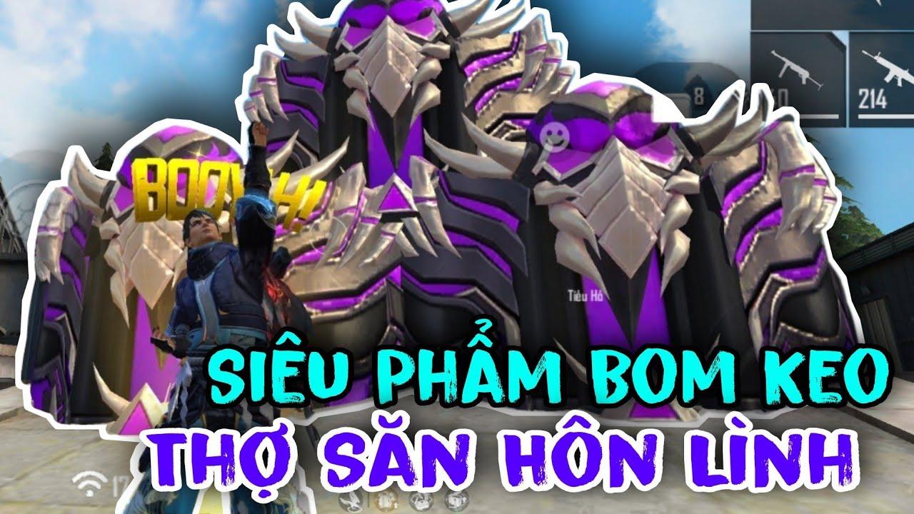 (FREEFIRE) Siêu Phẩm Bom Keo Thợ Săn Linh Hồn Cực Chất Không Săn Thì Hơi Phí   Nam Lầy.