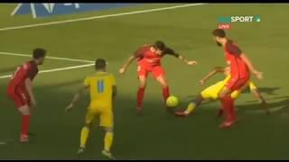 Как «Астана» выходила в следующий раунд Лиги Чемпионов