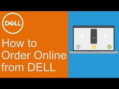 How To Order Online From Dell (Official Dell Tech Support)