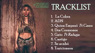 j mena - La Cobra (Álbum Completo / Full Audio CD) 2019