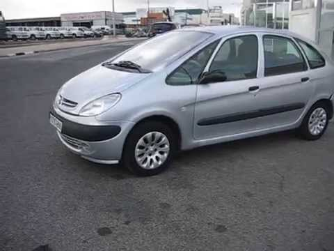 hostiauto accidentado citroen xsara picasso 2 0 hdi 90cv youtube. Black Bedroom Furniture Sets. Home Design Ideas