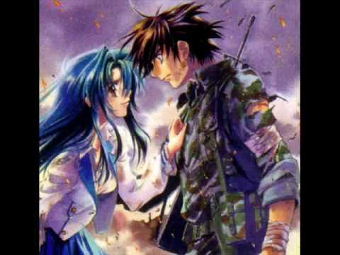 Anime - cutest couples , most beautiful kissing scenes