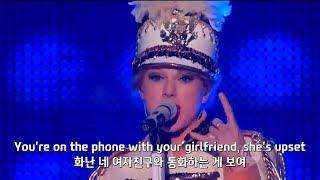 Taylor Swift (테일러 스위프트) - You Belong With Me 라이브 [한글 자막]
