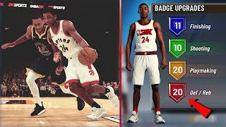 Nba 2k20 archetype
