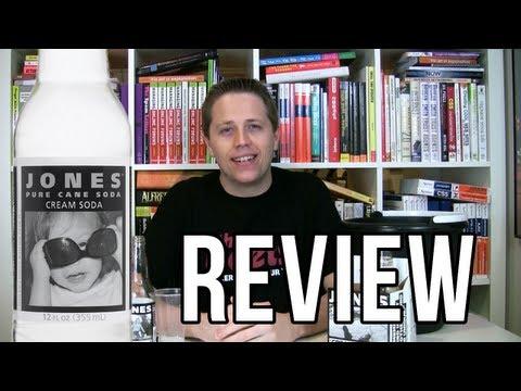 Jones Cream Soda Review (Soda Tasting #107)