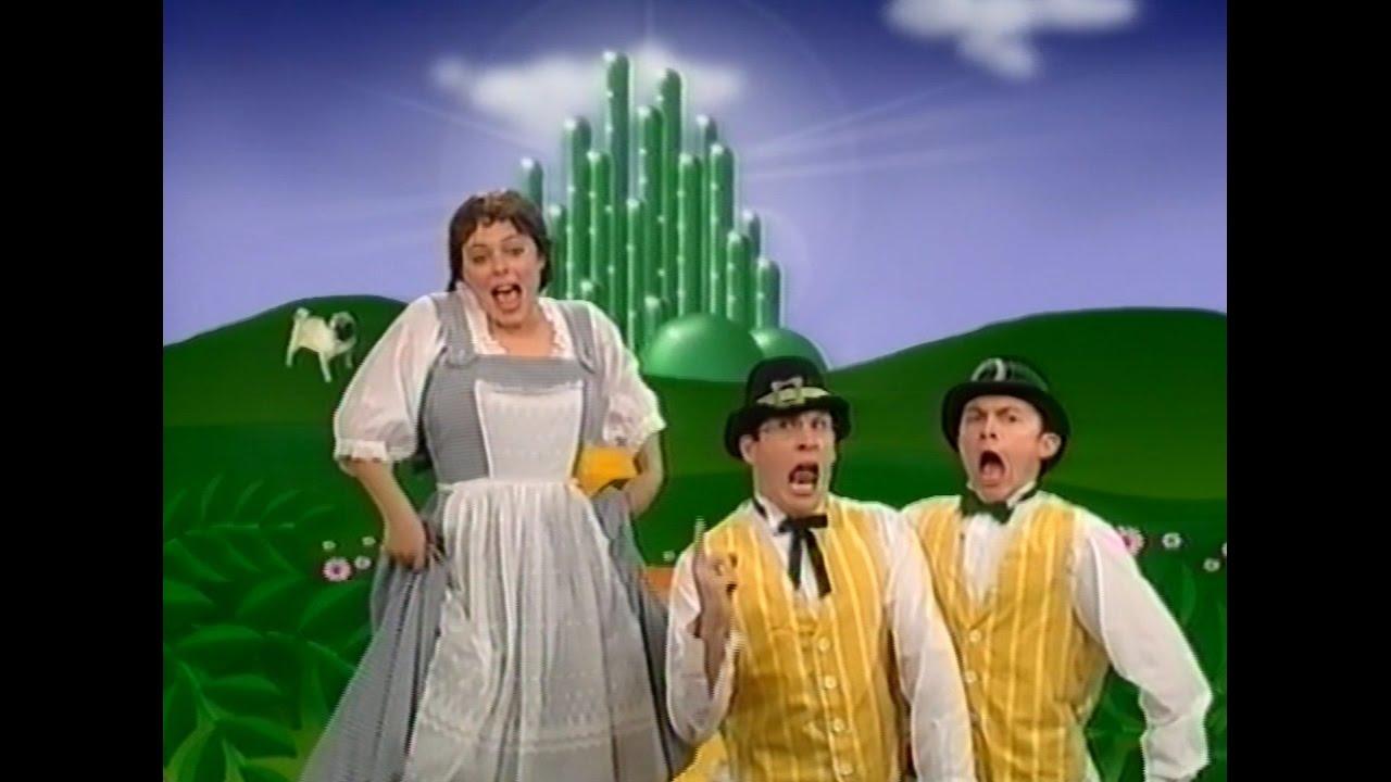 Wizard of oz parody movie