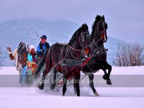 SLEIGH RIDE - The Carpenters (Lyrics) Mp3
