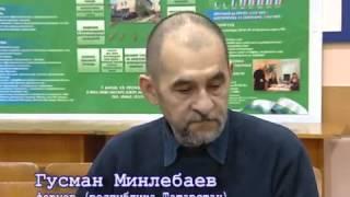 Восстановление экологии. Гусман Минлебаев, возрождение лесов(24-25 мая 2013 впервые в Казахстане состоится семинар первого в России фермера-лесозаводчика из Татарстана..., 2013-04-17T07:09:47.000Z)