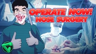 "OPERACIÓN DE NARIZ - ""Operate Now: Nose Surgery"" 