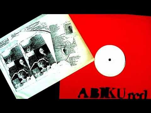Abiku Red - Repulsion (1984, Experimental Goth / Industrial Post-Punk)