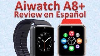 Aiwatch A8+ Review en Español dhgate.com